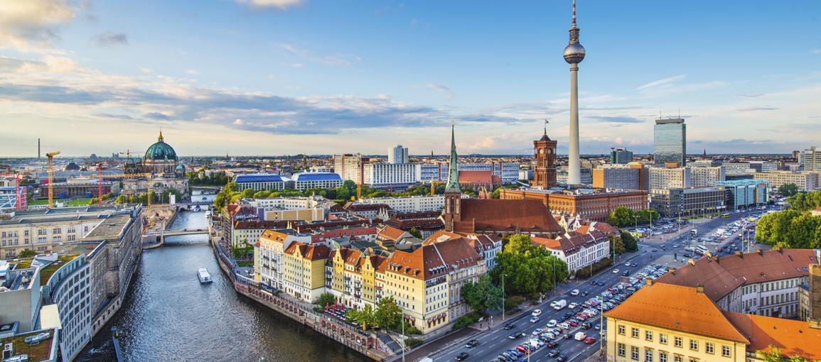 Berlin, thủ đô chính thức của Đức