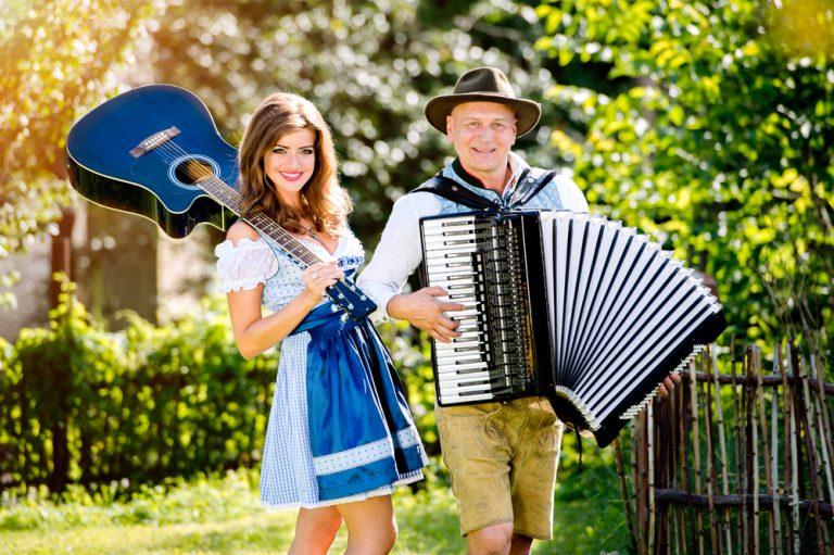 Đức nổi tiếng với Âm nhạc